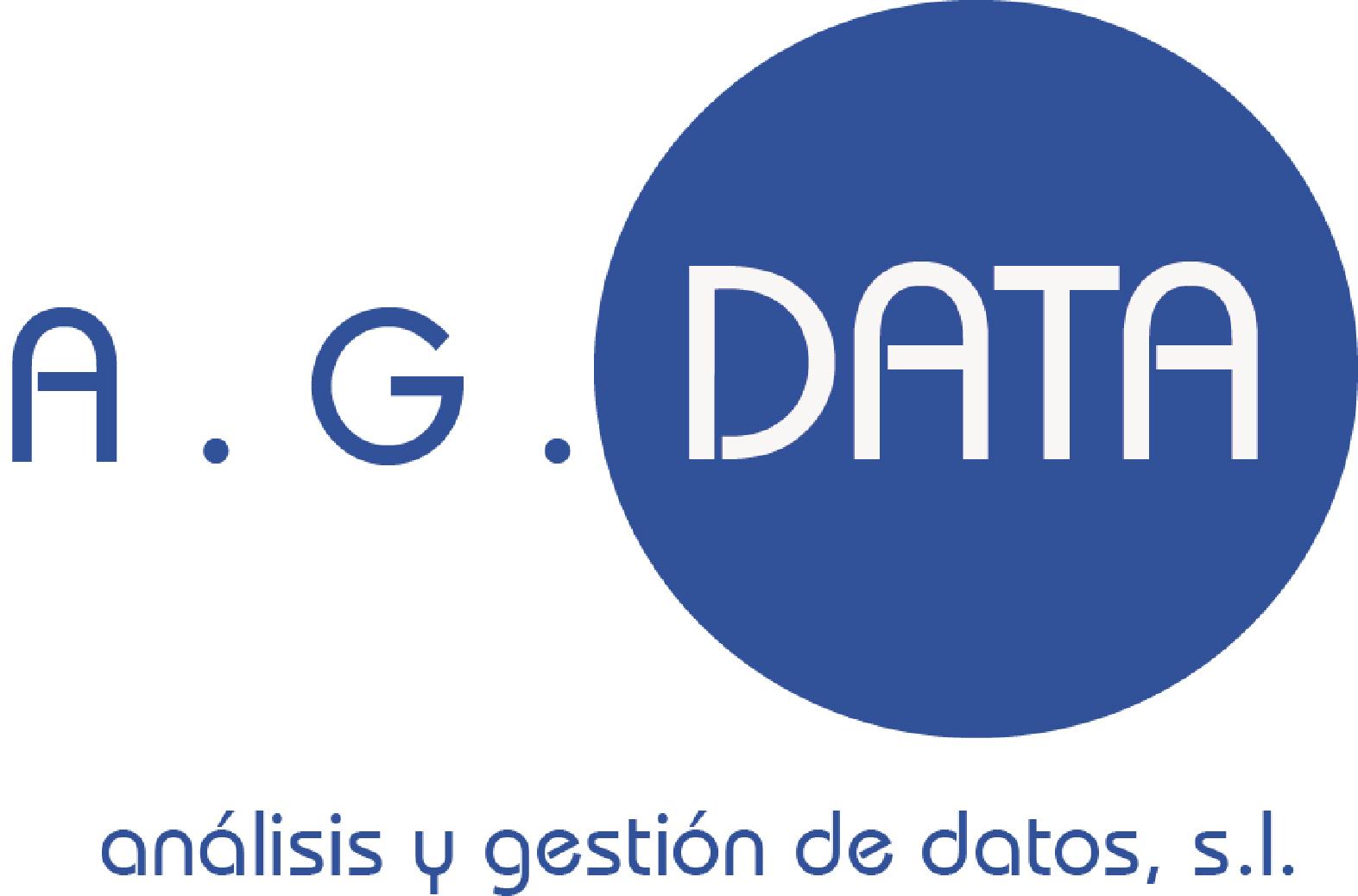 logotipo de ANALISIS Y GESTION DE DATOS SL